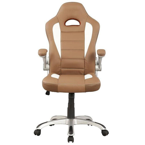 Our Techni Mobili High Back Sport Race Executive Chair - Camel is on sale now.