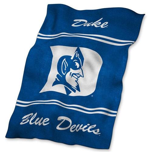 Duke University Team Logo Ultra Soft Blanket