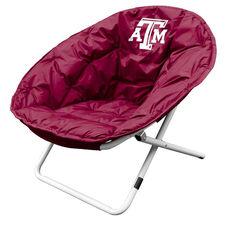 Texas A&M University Team Logo Folding Sphere Chair