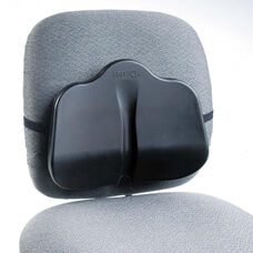 Safco® Softspot Low Profile Backrest - 13-1/2w x 3d x 11h - Black