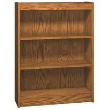 3-Shelf Bookcase Starter