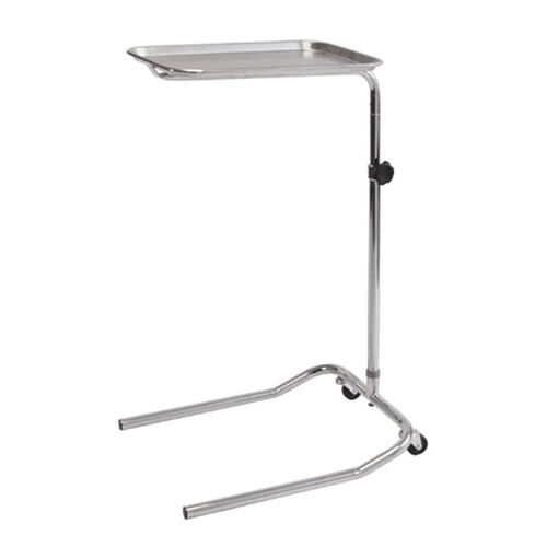 Our Steel Grafco® Height Adjustable Mayo - Type Instrument Table is on sale now.