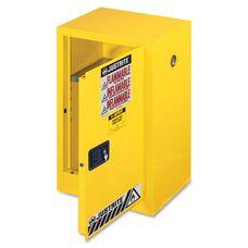 Justrite 1-Door Flammable Liquids Cabinet