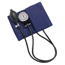 Superior® Sphygmomanometer with Latex Tube Bladder and Zippered Carry Bag