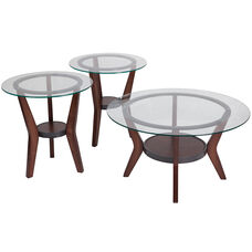Signature Design by Ashley Fantell 3 Piece Occasional Table Set