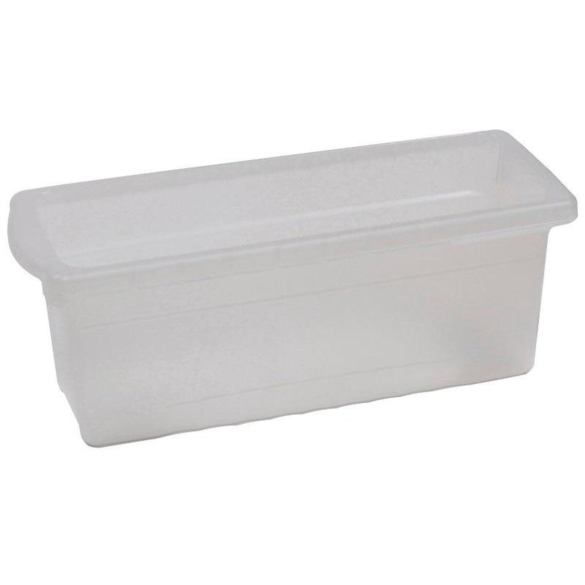 Small Clear Plastic Tub CC4070-C   Bizchair.com