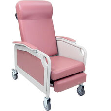 Convalescent Recliner 3 Positions - No Tray
