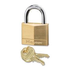Master Lock Company Solid Brass Padlock