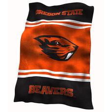 Oregon State University Team Logo Ultra Soft Blanket