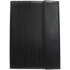 Padholder Organizer - Colorado Old Bonded Leather - Black