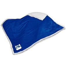 Duke University Team Logo Sherpa Throw