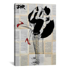 Always Again by Loui Jover Gallery Wrapped Canvas Artwork