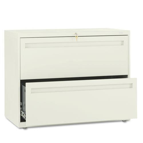 Our HON® 700 Series Two-Drawer Lateral File - 36w x 19-1/4d - Putty is on sale now.