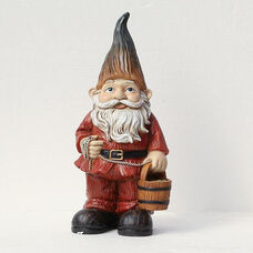 Gnome with Bucket 14.8