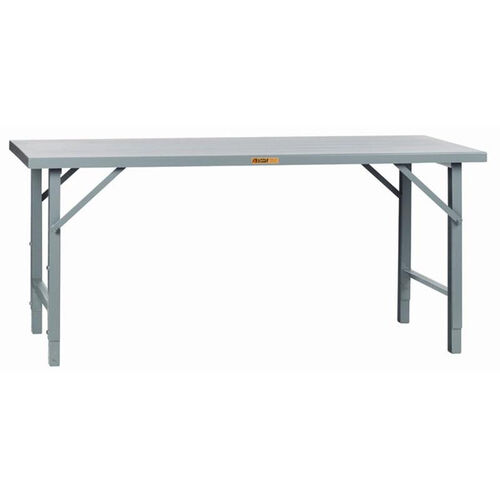 Our Adjustable Height Welded Workbench With Folding Legs - 36