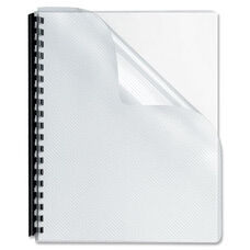 Fellowes Futura Oversize Binding Covers - Pack Of 25
