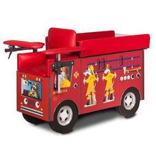 Pediatric Series Blood Drawing Station with Seat and Flat Top - Engine K-9