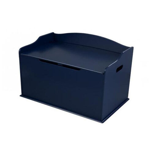 Our Austin Wooden Spacious Toy Box with Bench Seating Flip-top Lid - Blueberry is on sale now.