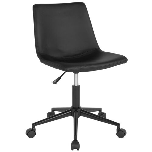 Our Siena Home and Office Task Chair in Black LeatherSoft is on sale now.