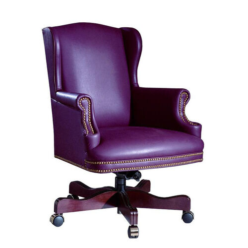 Our Hamilton Series Wing Executive Swivel Chair without Tufts is on sale now.