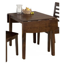 Taylor Cherry Double Drop-Leaf Table