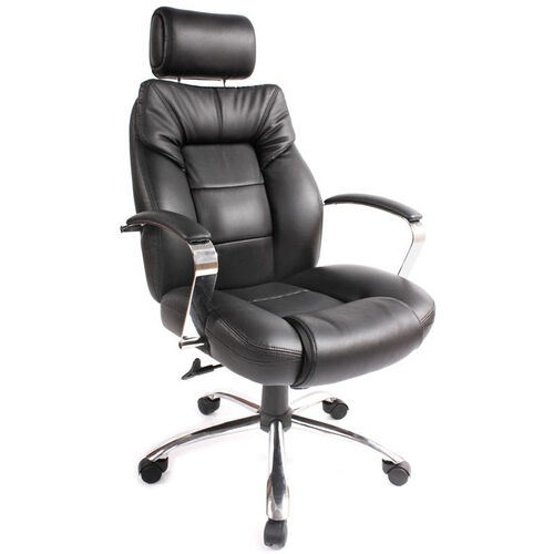 Our Commodore II Big & Tall Executive Chair - Black is on sale now.