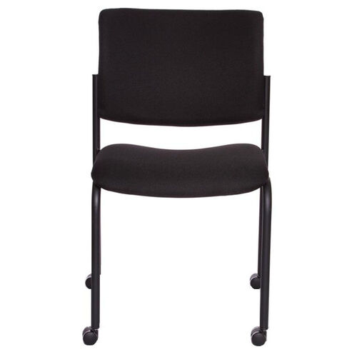 Our Getti Upholstered Open Back Four Post Side Chair on Casters - Set of 2 is on sale now.