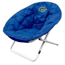 University of Florida Team Logo Folding Sphere Chair