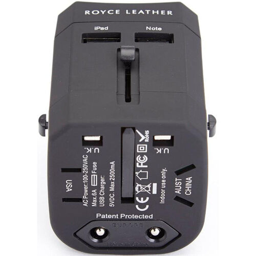 Our International Travel Adapter Plug - Black is on sale now.