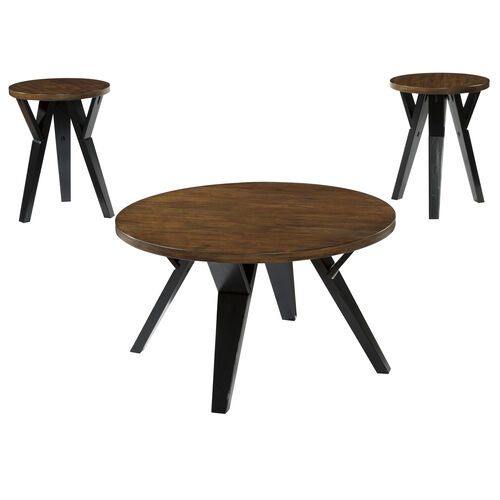 Our Signature Design by Ashley Ingel 3 Piece Occasional Table Set is on sale now.