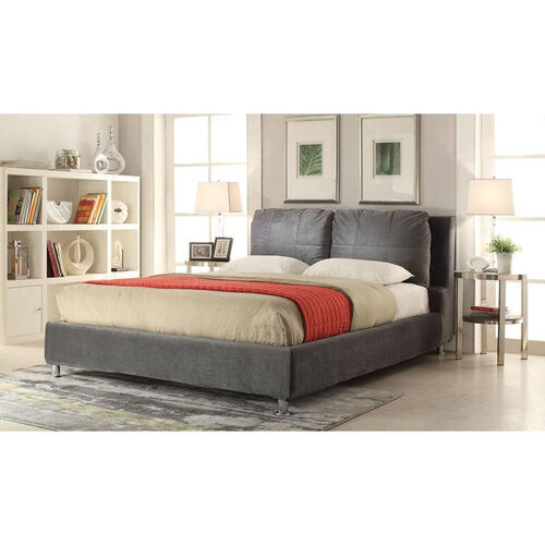 Our Bywilde Fabric Bed with Removable Cover - Queen - Dark Olive Gray is on sale now.