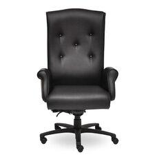 Traditional 400 Series High Button Back Swivel Tilt Chair
