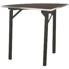 Original Series Quarter Round Banquet Table with Plywood Top - 15