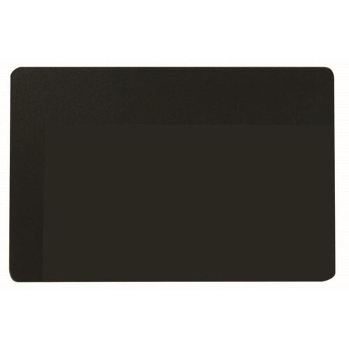 Our Ritz Deco Series Radius Black Fabric Wrapped Bulletin Board - 24