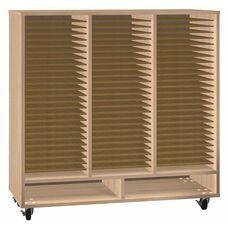 75 Compartment Folio Storage
