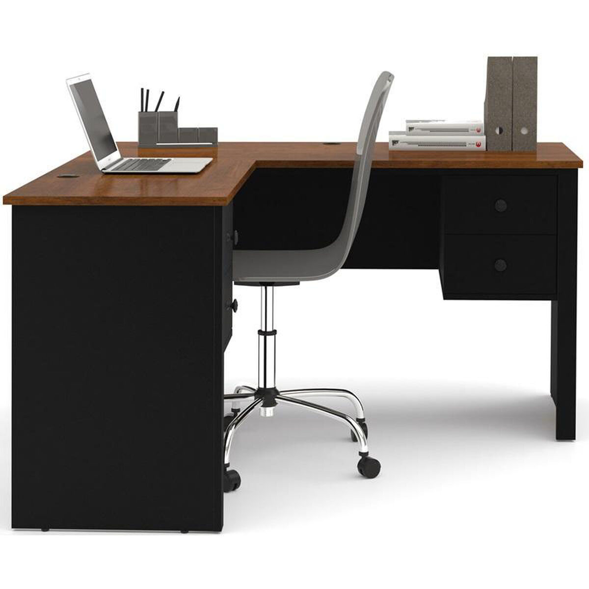 L Shaped Desk Set 45420 1118 Bizchair Com