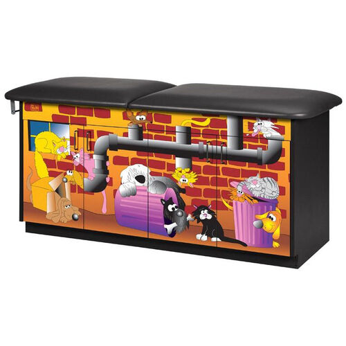 Our Alley Cat 4 Door Table is on sale now.
