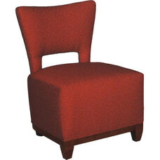 5231 Lounge Chair w/ Upholstered Seat & Back - Grade 1