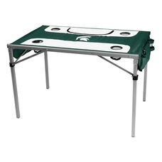 Michigan State University Team Logo Total Tailgate Table