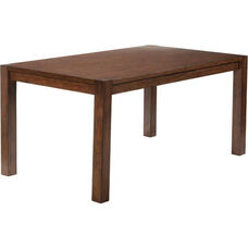 OSP Designs Chandler Dining Table - Dark Oak