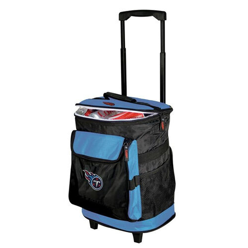 Our Tennessee Titans Team Logo Rolling Cooler is on sale now.