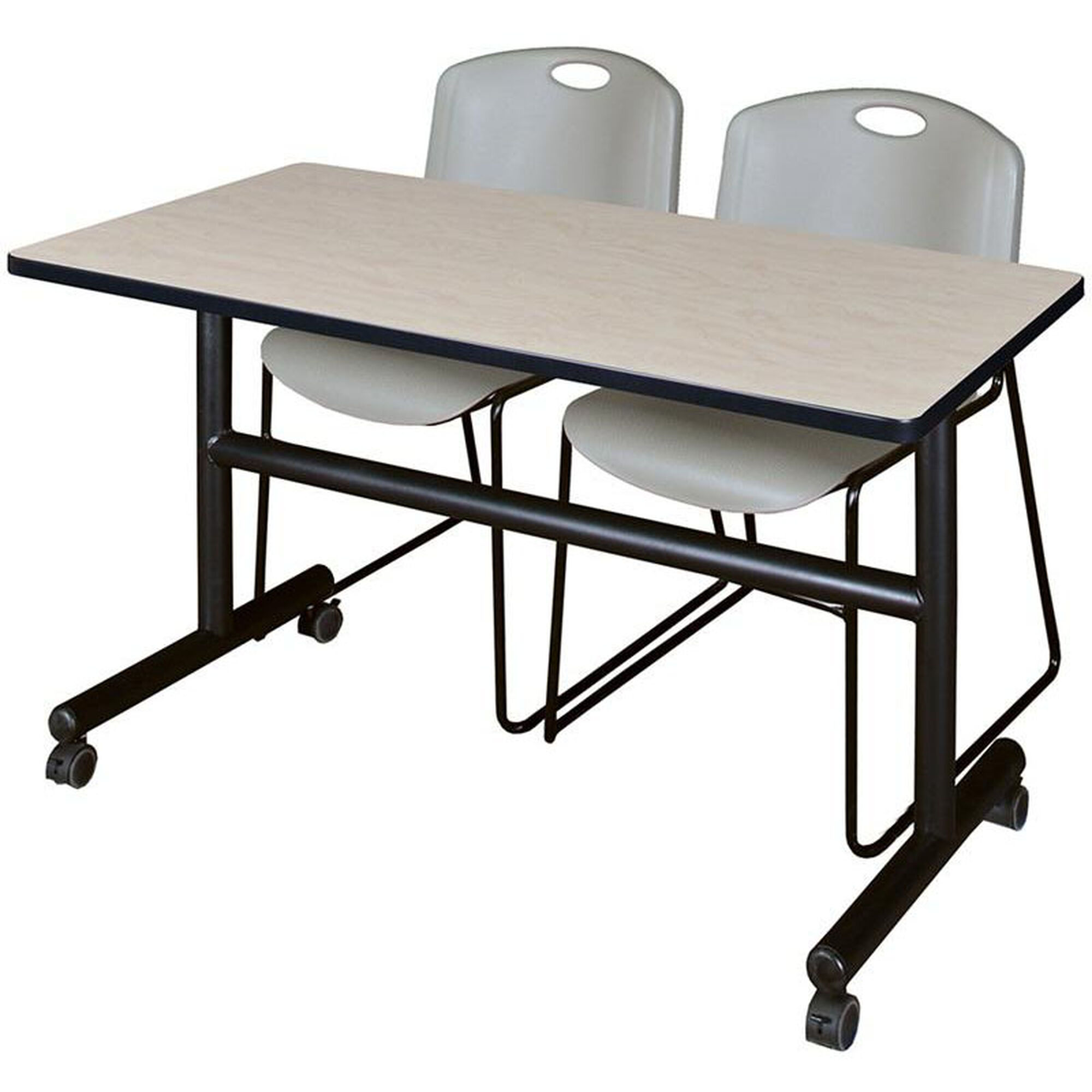 Regency seating mkft4824pl44gy reg mkft4824pl44gy for 108 table seats how many
