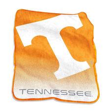 University of Tennessee Team Logo Raschel Throw
