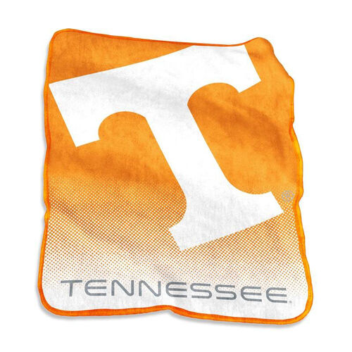 Our University of Tennessee Team Logo Raschel Throw is on sale now.
