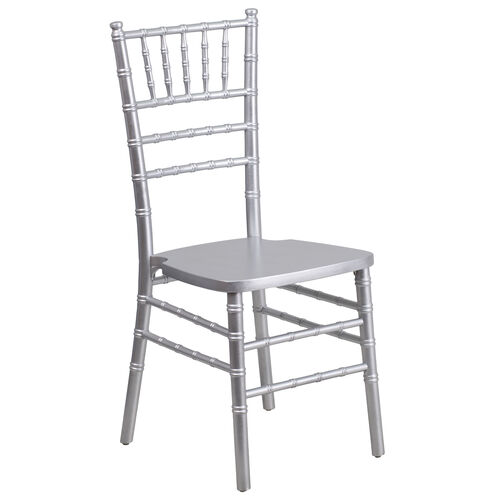 """Our HERCULES Series Silver Wood Chiavari Chair with <span style=""""color:#0000CD;"""">Free </span> Cushion is on sale now."""