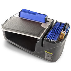 Efficiency FileMaster Auto Desk - Grey