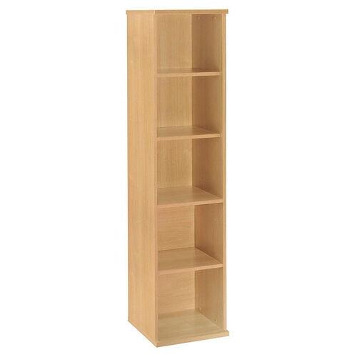 Our Series C Open Single Bookcase - Light Oak is on sale now.