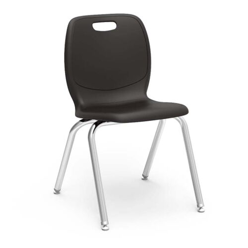 Our Quick Ship N2 Series Stack Chair with 18