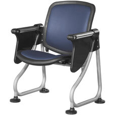 Ready Link Row Starter Chair with Tablet - Blue