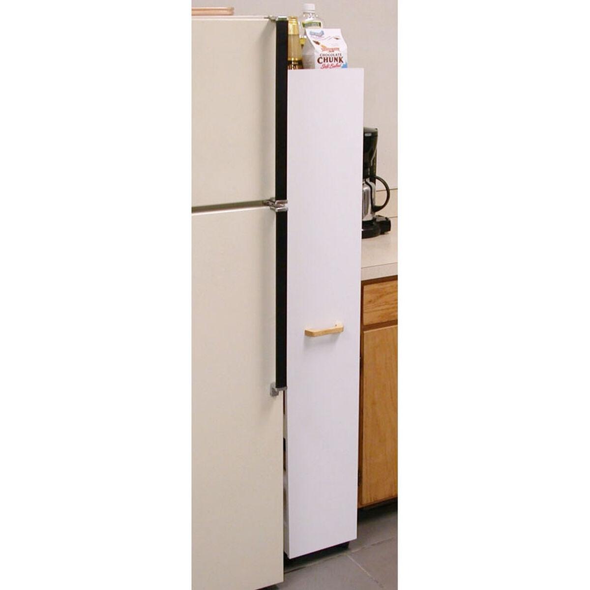 Venture horizon thin man pantry cabinet 4036 for White thin man pantry cabinet